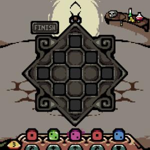 die_in_the_dungeon startbildschirm