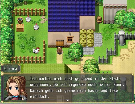 screen von Tribulation, erstellt mit RPG-Maker