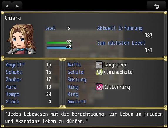 screen von Tribulation, erstellt mit RPG-Maker MZ